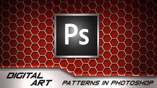 How to Create Patterns and Textures for Your Art in Photoshop