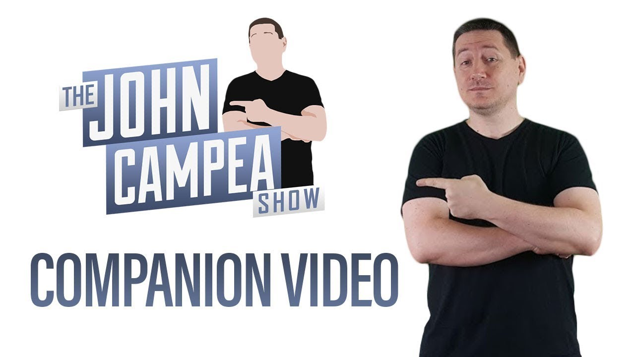 TJCS Companion Video - Thursday January 21st 2021