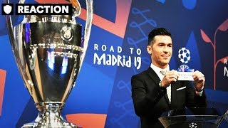 CAN LIVERPOOL DEFEAT BAYERN?   CHAMPIONS LEAGUE DRAW REACTION