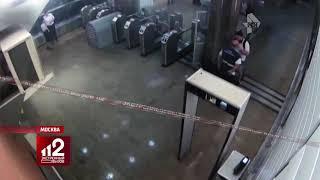 Судимый хипстер напал на сотрудника московского метро!