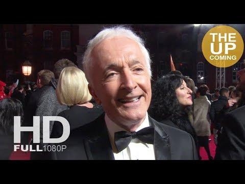 "Anthony Daniels ""C-3PO"" interview: Star Wars the Last Jedi premiere"