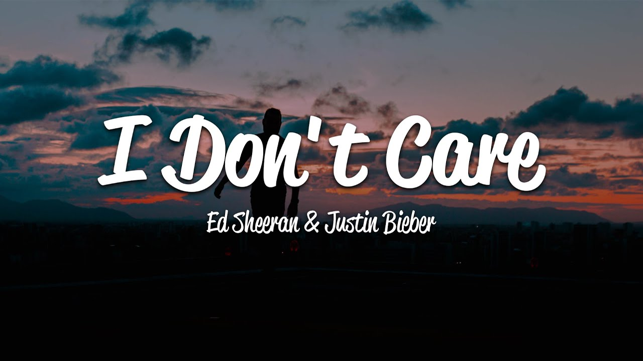 I don t care sheeran товар на распродаже уценили на 20