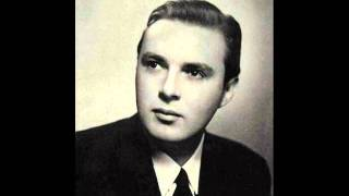 """Joseph Ladéroute sings """"Drink to me only with thine eyes"""""""