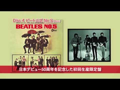 The Beatles Japanese Boxset