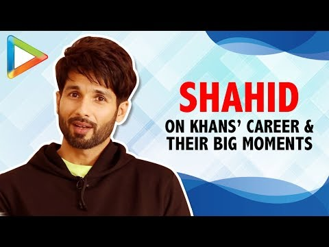 Shahid Kapoor: Some of the KHANS had Big Moments in first 15 Years and Some are…| Kabir Singh Mp3