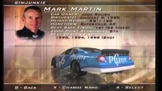 "Nascar Heat 2002: Championship ""Season"" Mode Setup"