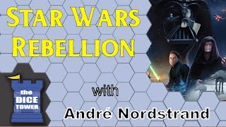 Star Wars Rebellion Review - with André Nordstrand