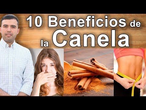 Beneficios De La Canela  - 10 Usos Para La Salud