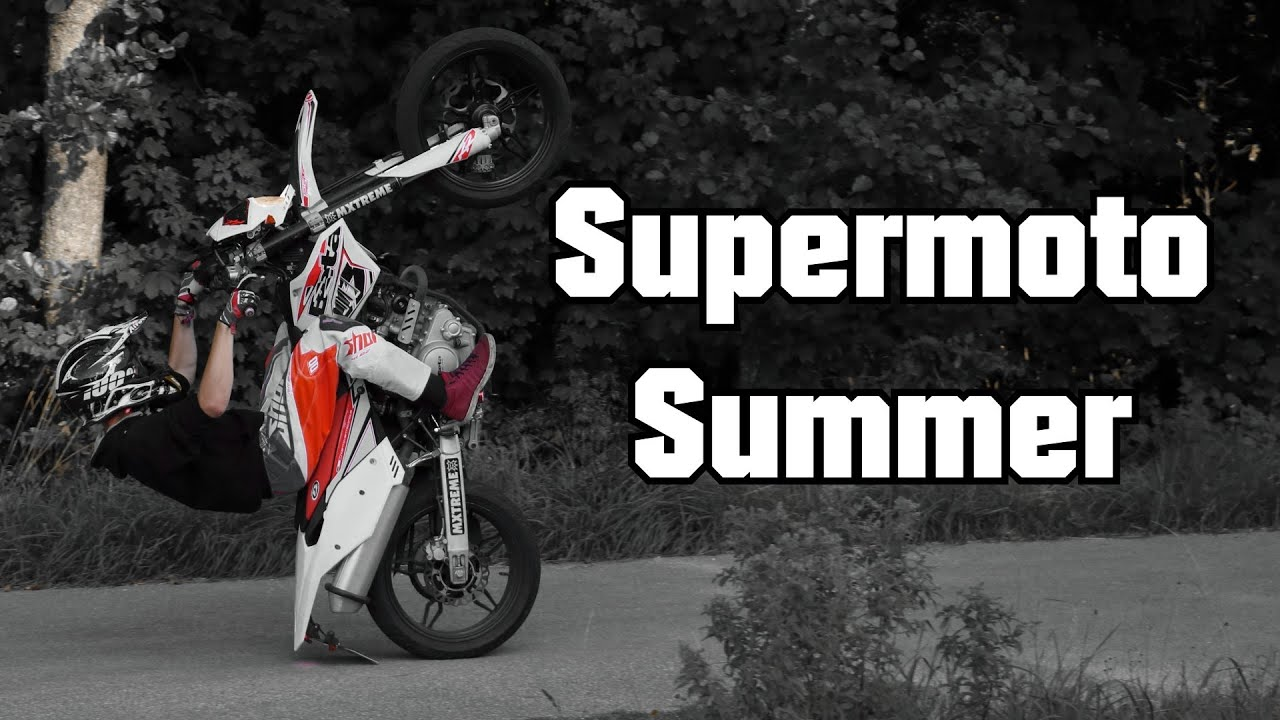 beta rr 125 lc supermoto summer wheelies fun supermoto life youtube. Black Bedroom Furniture Sets. Home Design Ideas