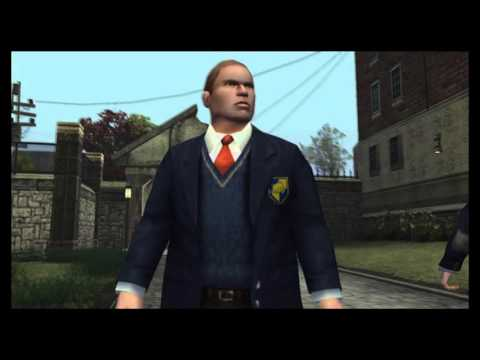 Bully PS4 - All DETENTION for prison outfit