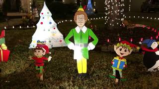 Christmas House Decor 2018