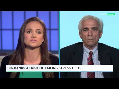 Harvard professor: Bank stress tests won't save us from financial crisis