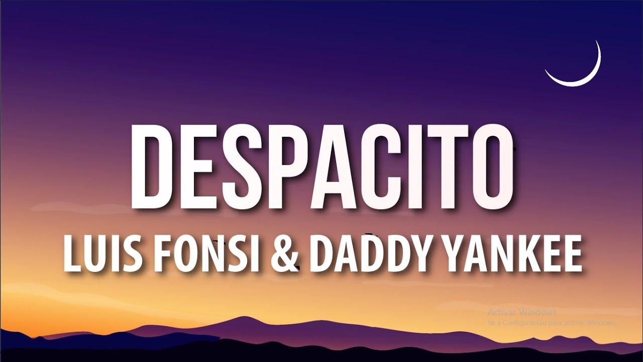 Download Luis Fonsi - Despacito (Letra/Lyrics) ft. Daddy Yankee