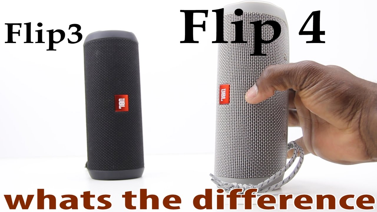 jbl flip 4 review. jbl flip 4 compared to 3. should you upgrade? what\u0027s the difference jbl review a
