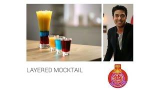 #PartyTohBantiHai Party Hacks: Layered Mocktail
