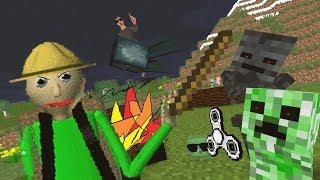 - Monster School Baldi s Basic Field Trip Horror Challenge Minecraft Animation
