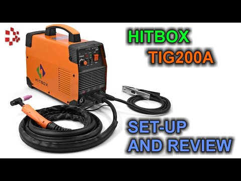 Hitbox TIG200A Setup and Review