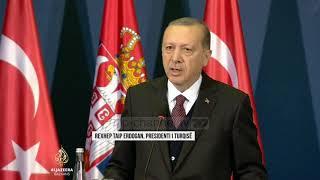 Erdogan në Sërbi, Vuçiç: Presidenti turk flet edhe shqip -Top Channel Albania - News - Lajme
