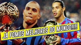 TODOS OS BRASILEIROS QUE JÁ FORAM O MELHOR JOGADOR DO MUNDO!!!
