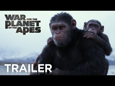 Thumbnail: War for the Planet of the Apes | Official HD Trailer #4 | 2017
