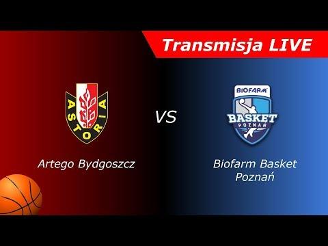 Enea Astoria Bydgoszcz - Biofarm Basket Poznań