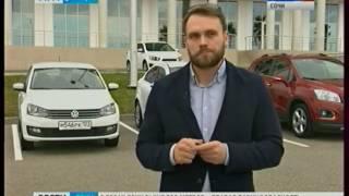 видео прокат автомобилей в Краснодаре