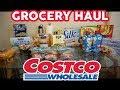 STUDENT COSTCO HAUL + EASY RECIPES