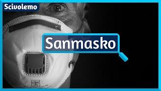 De kie venas la sanmasko