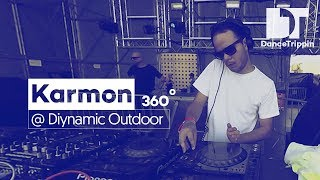 360° VR: Karmon at Diynamic Outdoor Off Week Edition, Barcelona (Spain)