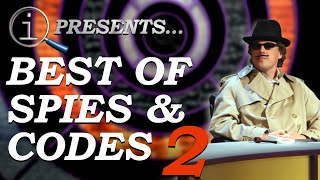 QI Compilation | Best of Spies and Codes 2
