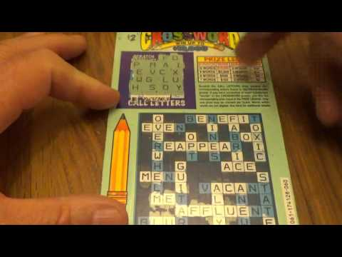 frosty-crossword-puzzle-lotto-games-+-triple-7's