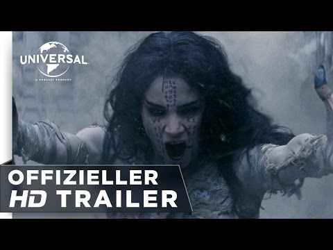 Die Mumie - Trailer #2 deutsch/german HD