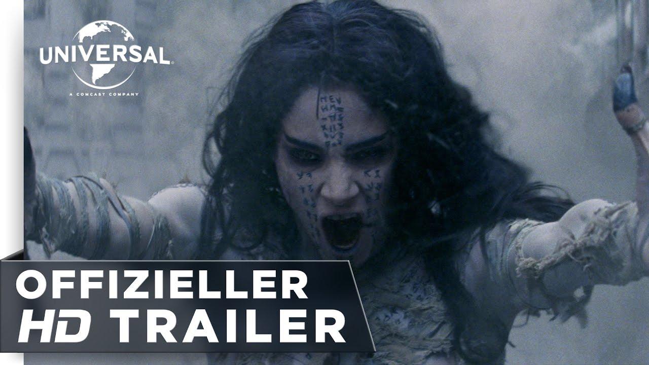 Die Mumie - Trailer #2 deutsch/german HD