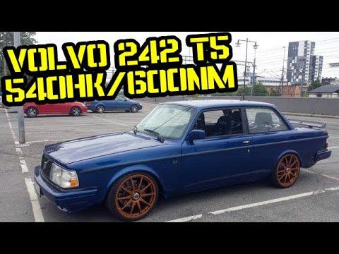 Buy new 1982 Volvo 242 DL 2 Door Coupe 240 in Milford ...
