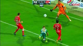embeded bvideo Resumen | Santos Laguna 4 - 0 Toluca | Liga MX - Clausura 2019 - Liga MX - Jornada 8