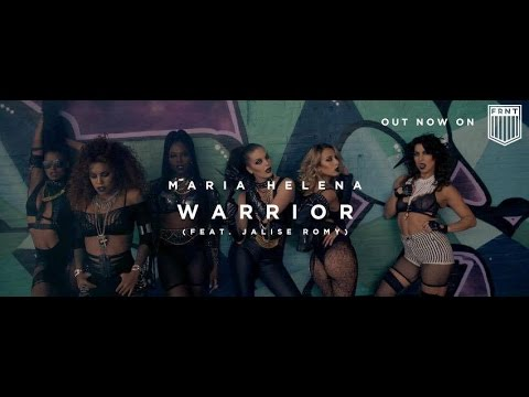 Maria Helena Feat. Jalise Romy - Warrior