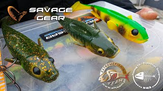 Savage Gear 3D Goby Shad video