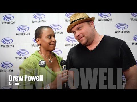 Gotham: Drew Powell at WonderCon 2017
