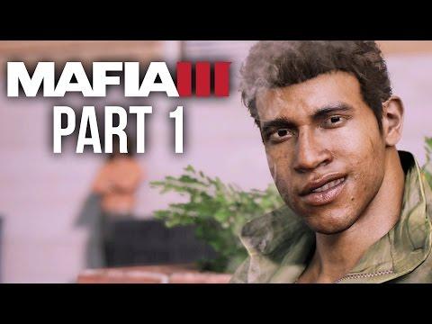 Mafia 3 Gameplay Walkthrough Part 1 - Intro (PS4/Xbox One) #Mafia3