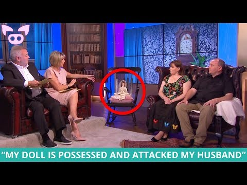Kelly Bennett - Some strange things have been caught on live TV...