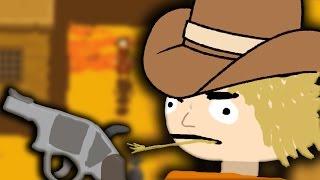 Ich bin ein Cowboy 「Flash Game」