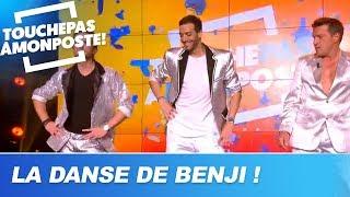 Benjamin Castaldi danse avec Tarek Boudali et Philippe Lacheau