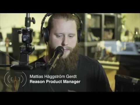Live Stream (archive): VSTs in Reason 9.5