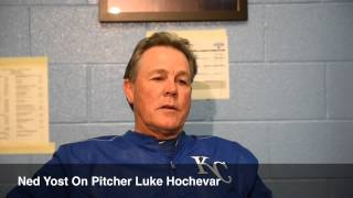 Royals manager Ned Yost on Monday