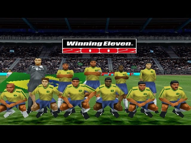 Winning Eleven 2002: O InesquecÍvel ClÁssico Do Ps1