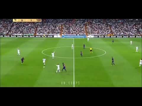 The Highlights of the rock Rafael Varan against Barcelona in the Super Spanish leagues 2017.