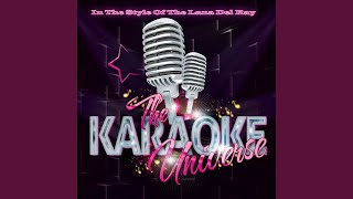 Dark Paradise (Karaoke Version) (Originally Performed By Lana Del Rey)