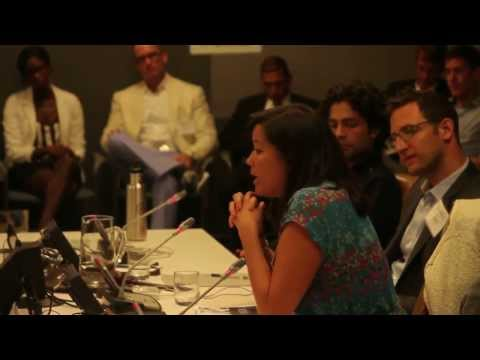 "Nexus at UN 2013 - ""How Pop Culture Can Drive Social Change"""