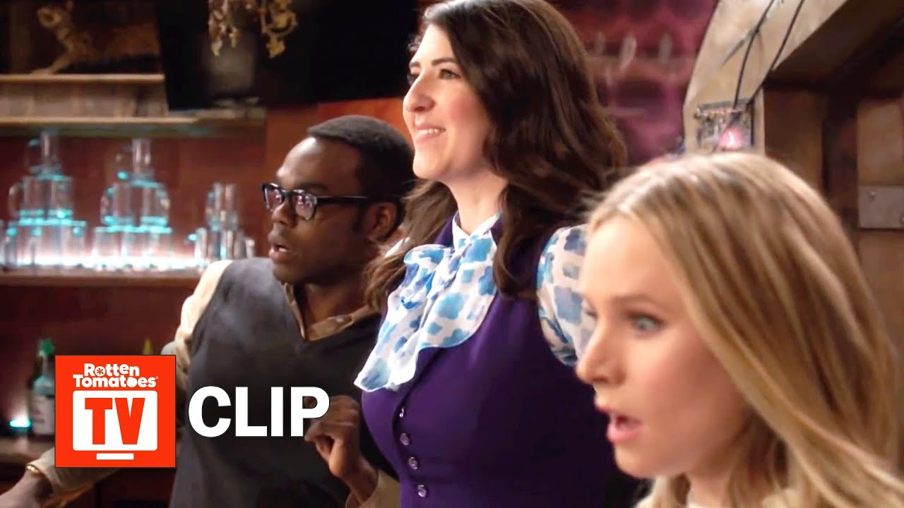Download The Good Place S03E08 Clip   'Janet Kicks Some Demon Butt'   Rotten Tomatoes TV