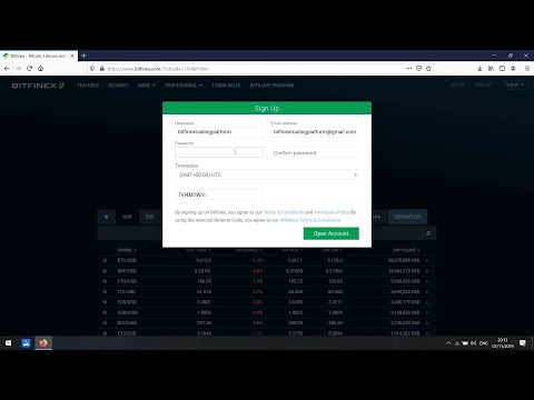 How To Register And Verify A Trading Account